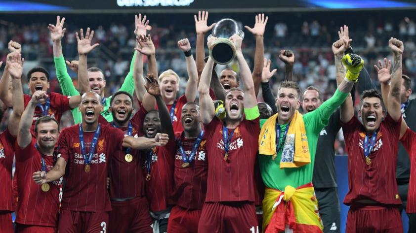Supercampeones: Liverpool se quedó con la Supercopa al vencer por penales a su similar del Chelsea