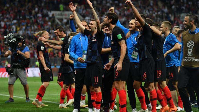 Croacia recibe sanción de la FIFA