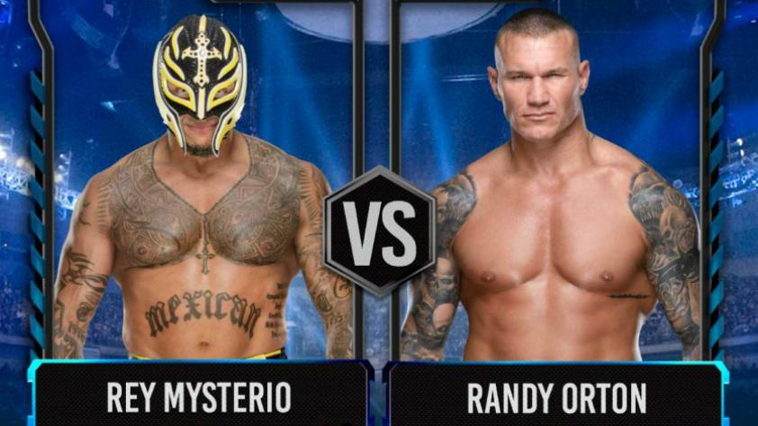 Rey Misterio vs Randy Orton: la batalla más esperada de la WWE en Lima
