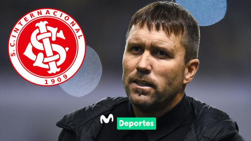 El 'Chacho' Coudet es nuevo entrenador del Internacional de Porto Alegre