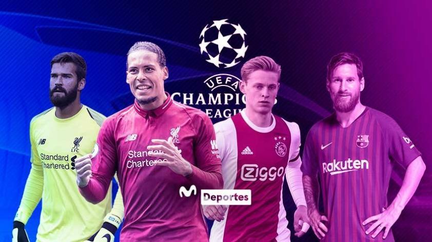 La UEFA premio a los jugadores más destacados por posición de la temporada 2018/2019