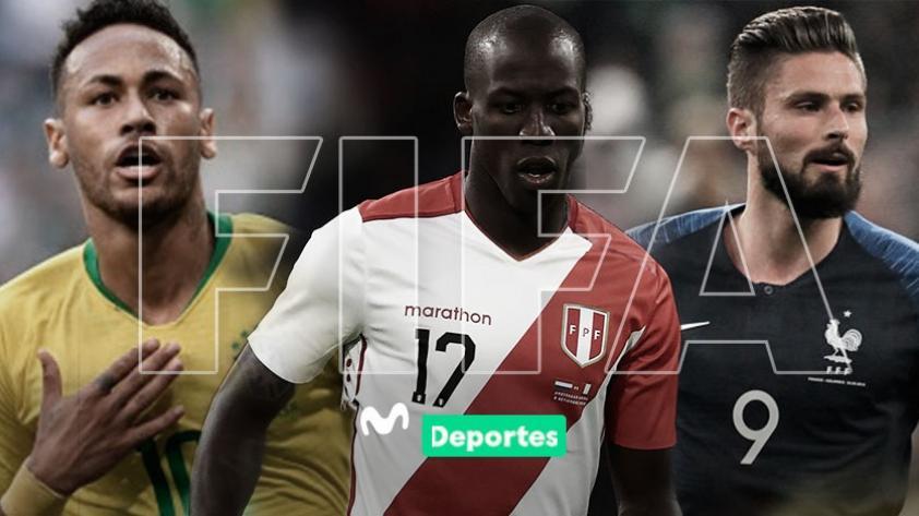 Fecha FIFA: esta es la programación de todos los amistosos internacionales