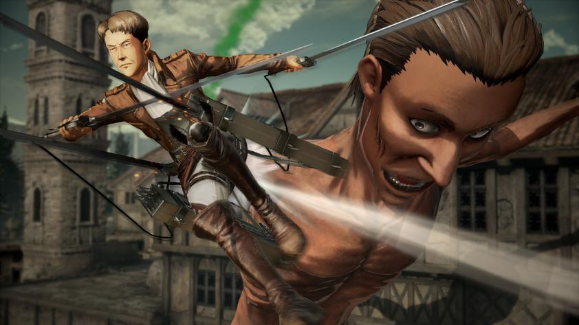 Attack on Titan 2: Cinco personajes nuevos revelados