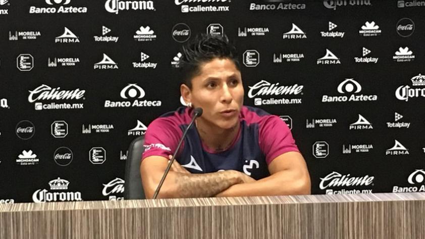 """Raúl Ruidíaz: """"Saldremos a ganar ante Nueva Zelanda"""""""