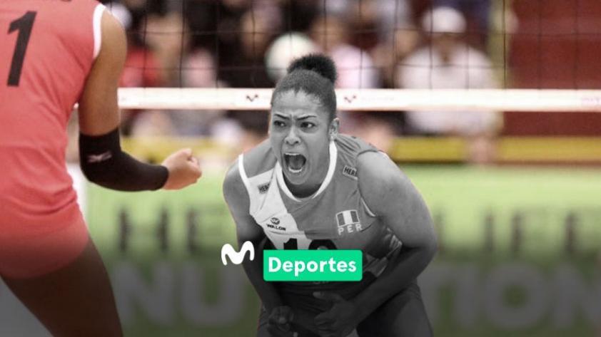 Baja importante en la selección peruana: Ángela Leyva fue desconvocada para el Sudamericano de Voleibol Femenino