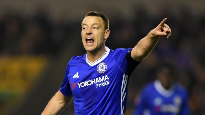 John Terry dejará el Chelsea a final de temporada