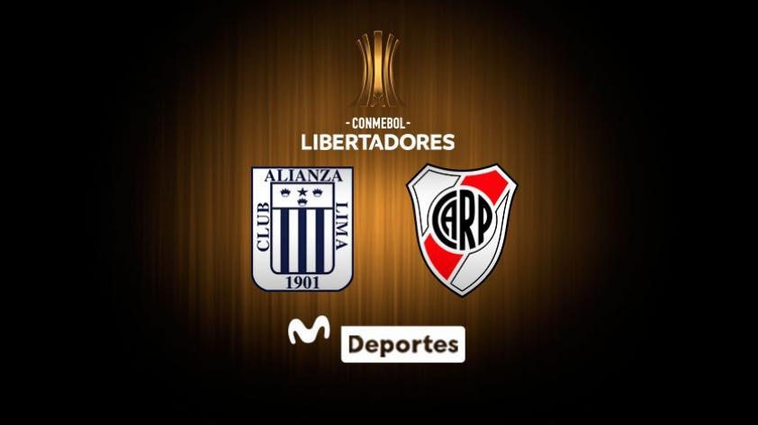 Alianza Lima vs. River Plate: fecha, hora y canal del debut blanquiazul en Copa Libertadores
