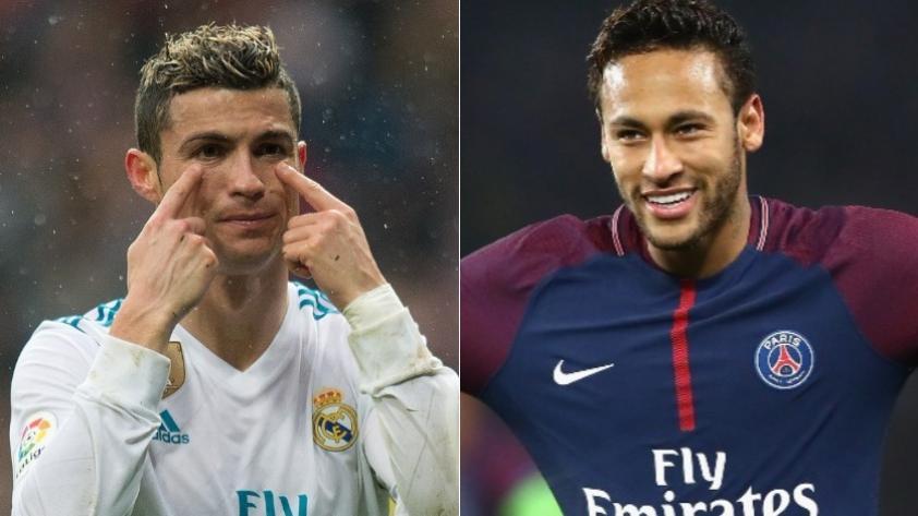¿Se dará? El trueque entre Cristiano Ronaldo y Neymar del que todos hablan