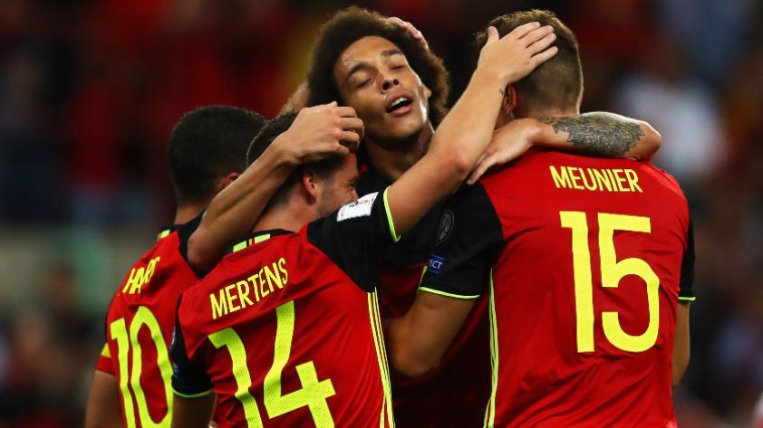 Bélgica, el nuevo favorito para Rusia 2018