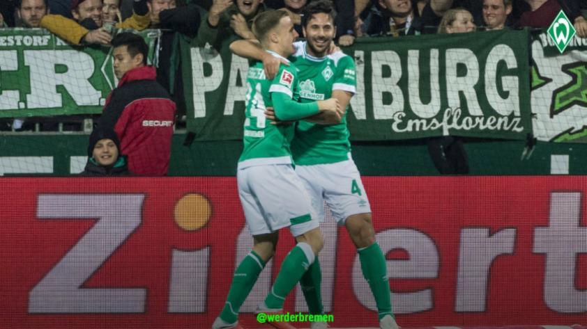 """Johannes Eggestein: """"Nunca pensé que podría llegar a jugar con Claudio Pizarro"""""""