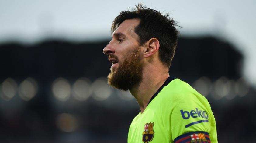 Su fan más crítico: Thiago, hijo de Lionel Messi,