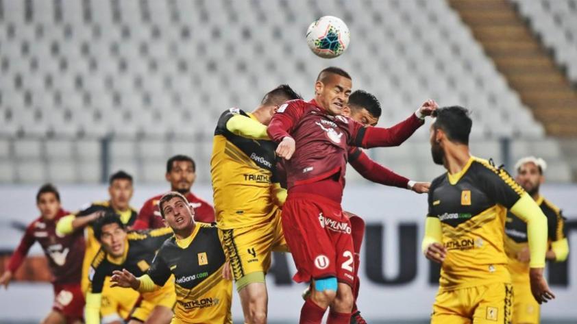 Gobierno peruano le dio 'luz verde' al reinicio de la Liga 1 Movistar