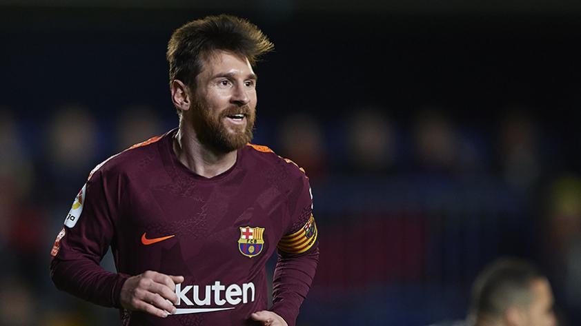Champions League: Lionel Messi nuevamente frente a su bestia negra