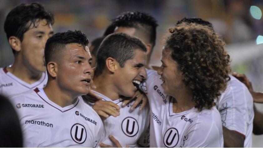 Universitario de Deportes empató 1-1 con Independiente de Medellín por la Noche Crema