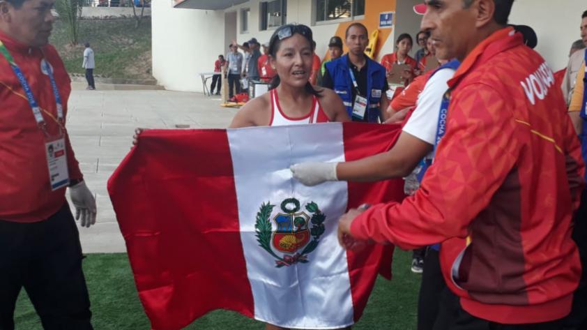Gran jornada para el deporte peruano en los Juegos ODESUR