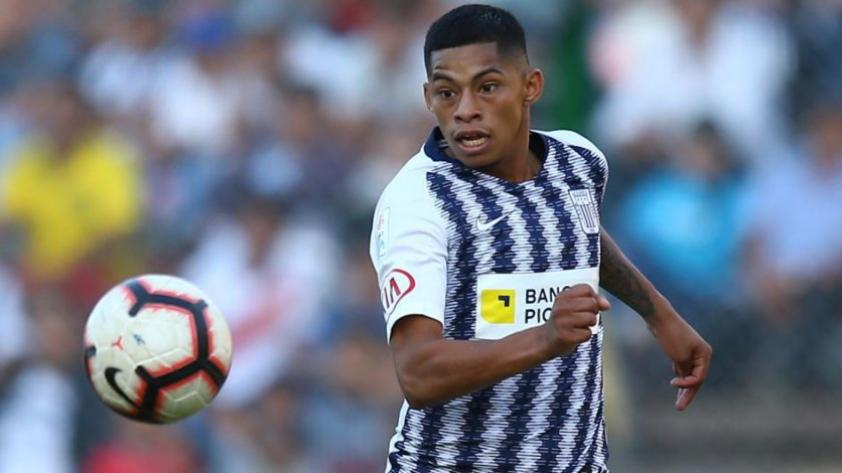 Universitario de Deportes recibiría dinero por el posible fichaje de Kevin Quevedo al Goiás de Brasil