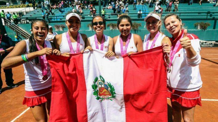 Tenis: Perú ya tiene a sus rivales para jugar la Fed Cup