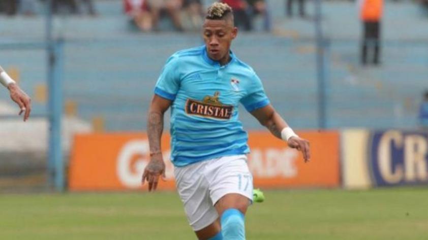 Sporting Cristal sobre Ray Sandoval: