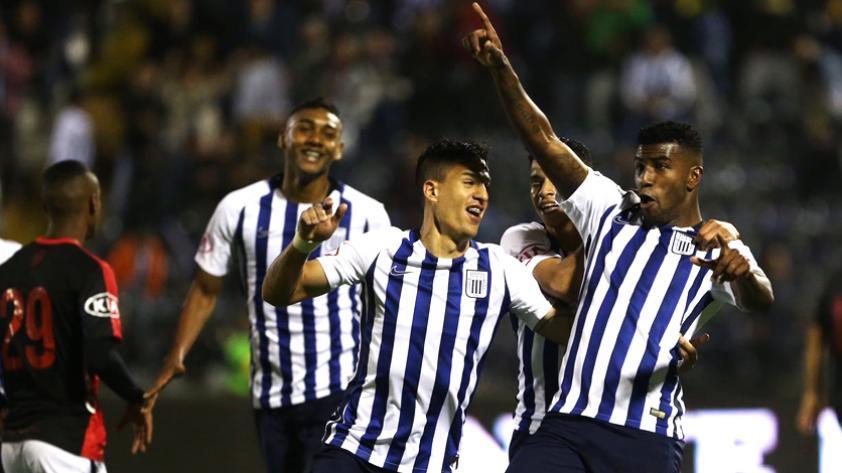 Alianza Lima derrotó 2-1 a Melgar con doblete de Carlos Ascues