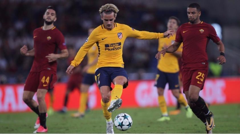 Atlético de Madrid vs. Roma se enfrentan en partido de vida o muerte por la Champions League