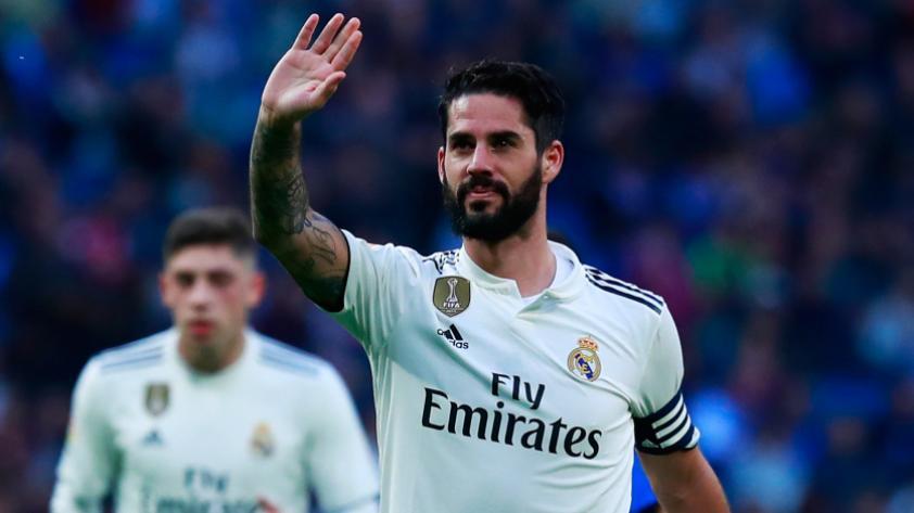 ¿Real Madrid está conforme con el rendimiento de Isco? Esto dijo Santiago Solari