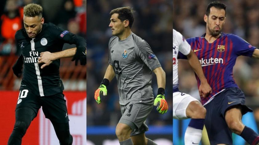 Champions League: jornada de récords en la última fecha de la fase de grupos