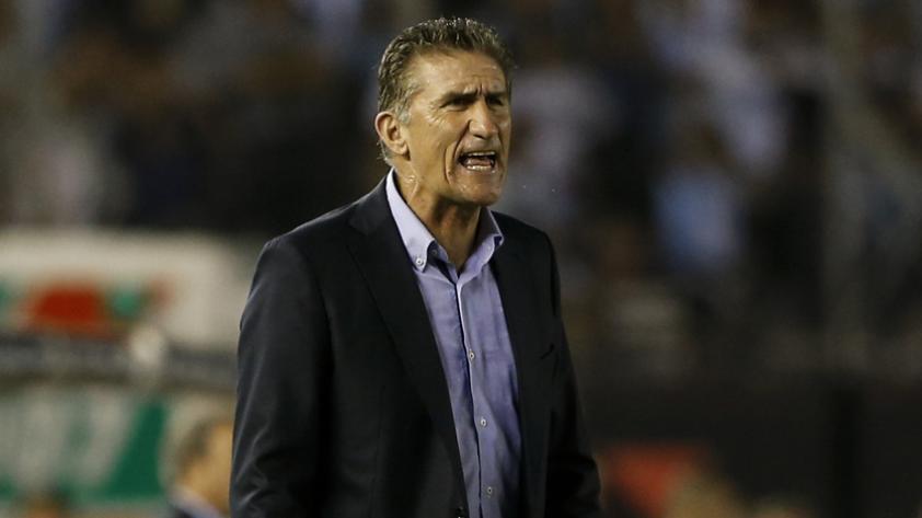 """Edgardo Bauza: """"Por más que contra Perú siempre nos ha costado, al final vamos a ganar"""""""