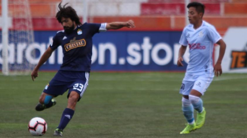 ¡Empate de altura! Sporting Cristal igualó 1-1 con Real Garcilaso por la décima jornada de la Liga 1 Movistar