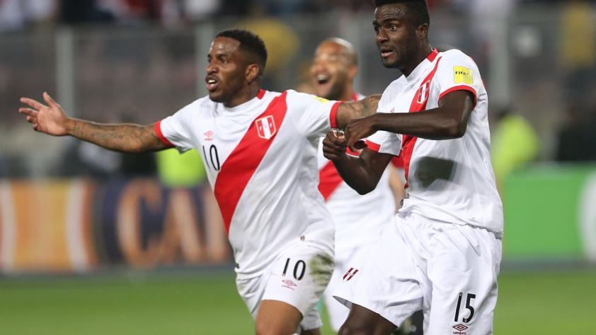 ¡Estamos de vuelta! Perú clasificó al Mundial de Rusia 2018
