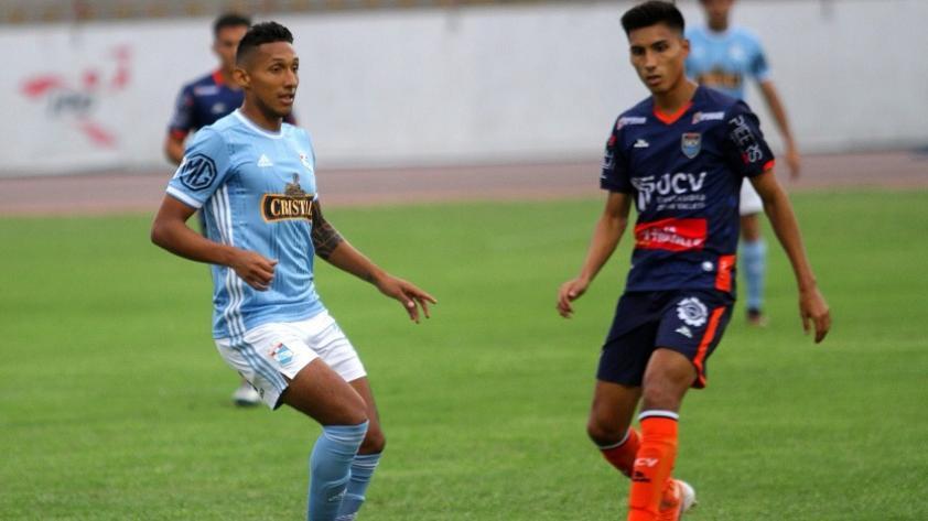 Se dividen los puntos: César Vallejo y Sporting Cristal empataron 1 a 1 por la quinta fecha de la Liga 1 Movistar