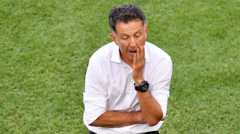 El fallo táctico de Juan Carlos Osorio
