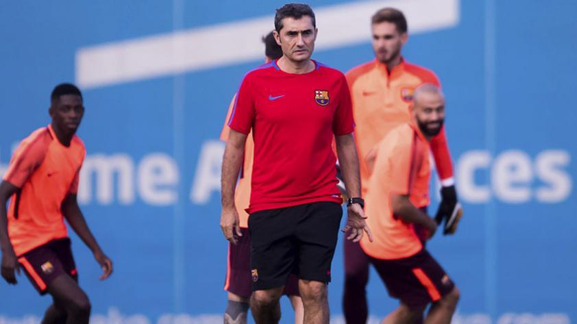 Ernesto Valverde no descarta la llegada de Coutinho al Barcelona