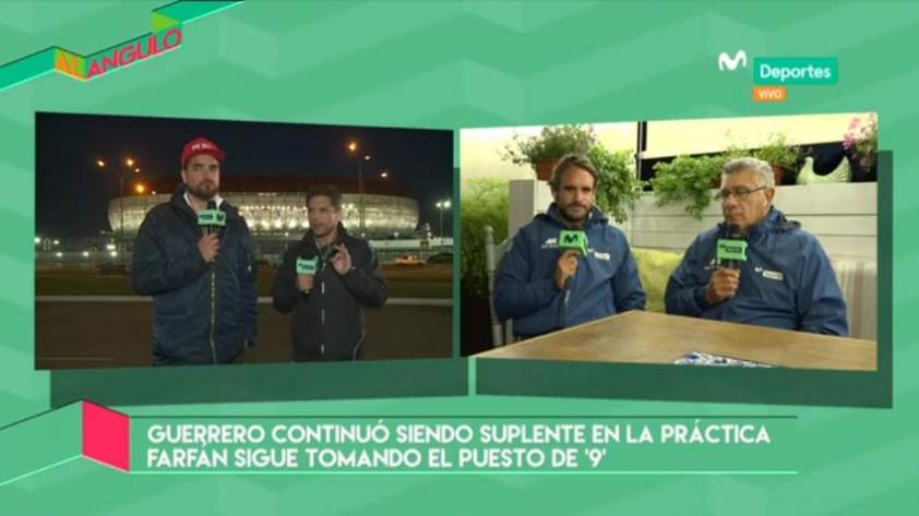 Al Ángulo: falta un día para que la selección peruana debute en el mundial