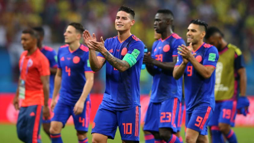 Colombia y una racha positiva ante rivales africanos en los Mundiales
