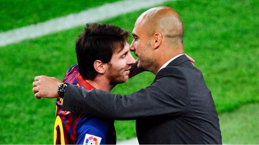 ¿Qué piensa Pep Guardiola de Lionel Messi ahora?