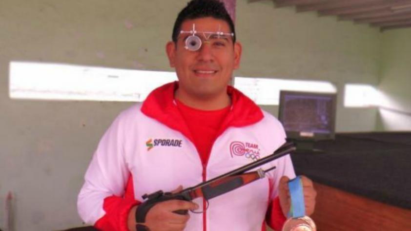 Juegos Suramericanos Cochabamba 2018: Marko Carrillo logró oro en pistola de aire