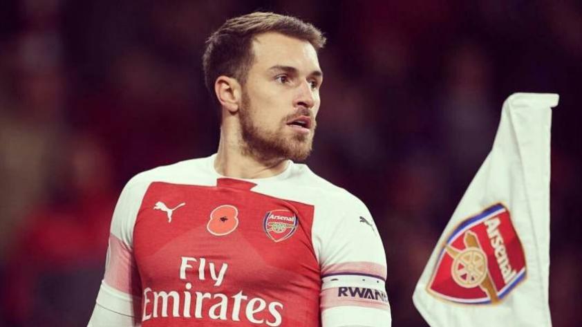 Juventus confirma la contratación de Aaron Ramsey para la próxima temporada