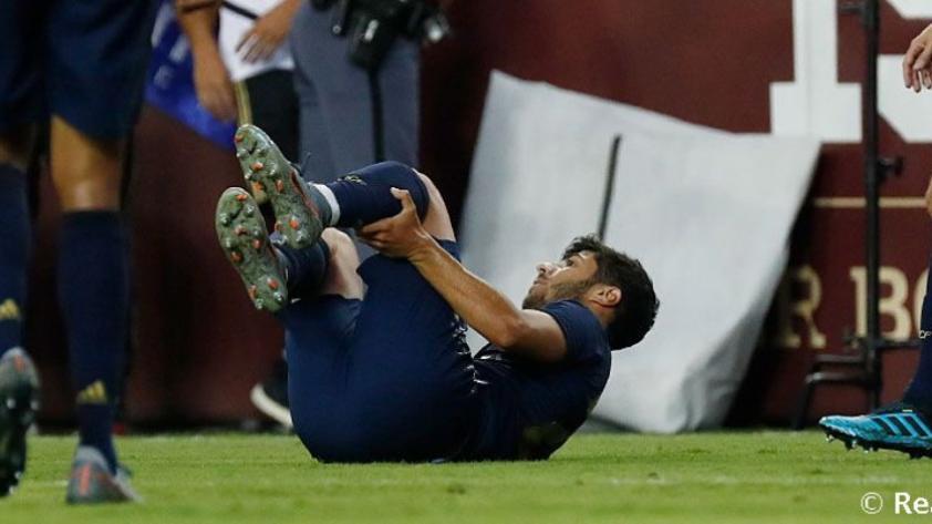 Para no creerlo: Real Madrid dio a conocer los resultados médicos de la lesión de Marco Asensio