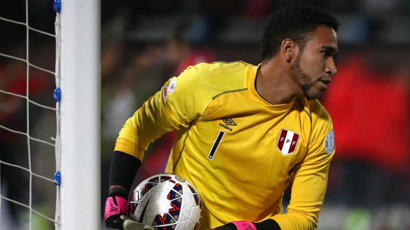 (VIDEO) Pedro Gallese busca recuperarse para llegar a los duelos ante Argentina y Colombia