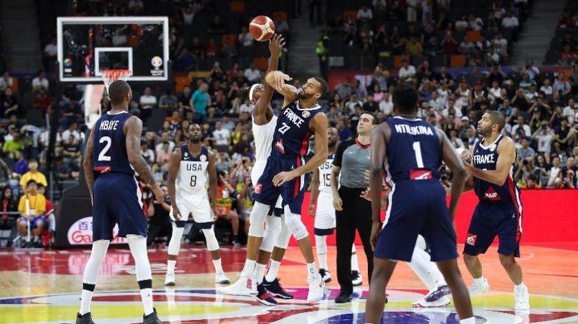 ¡Histórico! Estados Unidos pierde un partido luego de 13 años y queda fuera del Mundial de Baloncesto