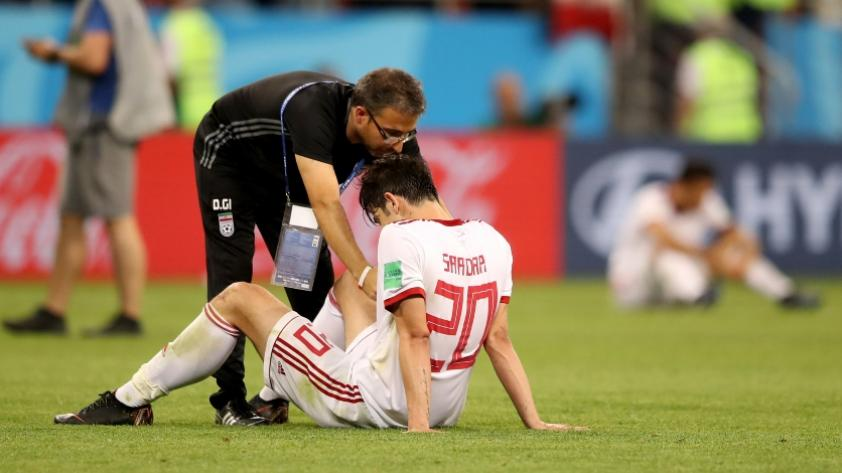 Sardar Azmoun, el 'Messi Iraní' que elige a su madre y renuncia a su selección