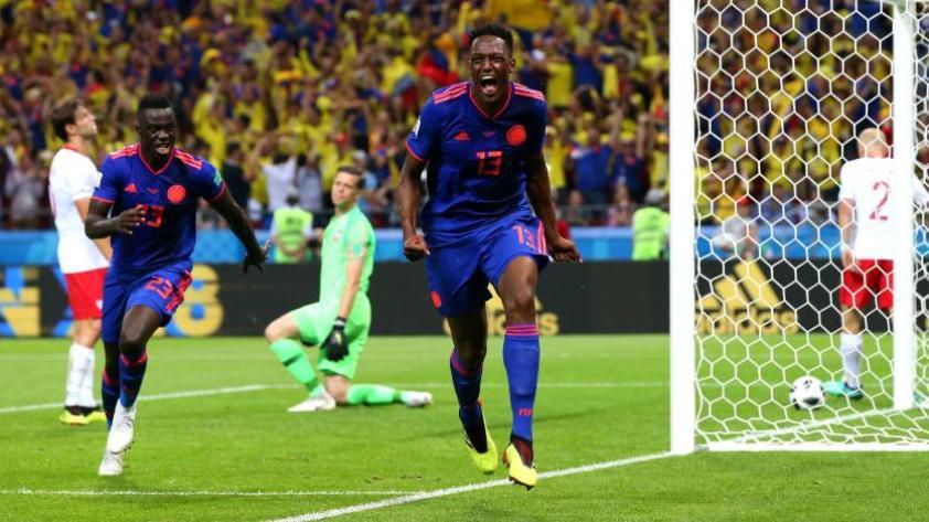 """Yerry Mina: """"Estoy trabajando tranquilo y concentrado en el Mundial"""""""