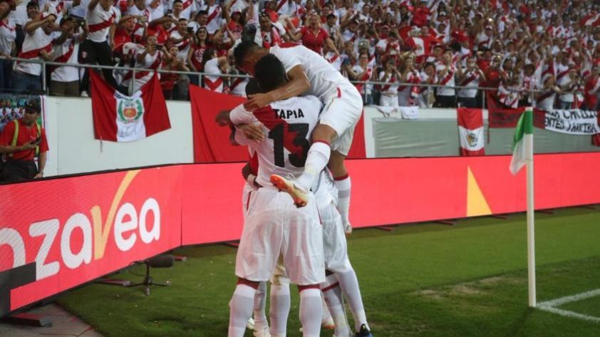 A ritmo mundialista: Perú goleó 3-0 a Arabia Saudita y se alista para Rusia 2018 (VIDEO)
