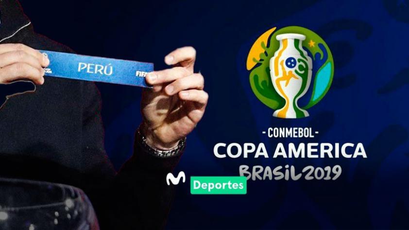 Copa América: ya se definieron los bombos para Brasil 2019
