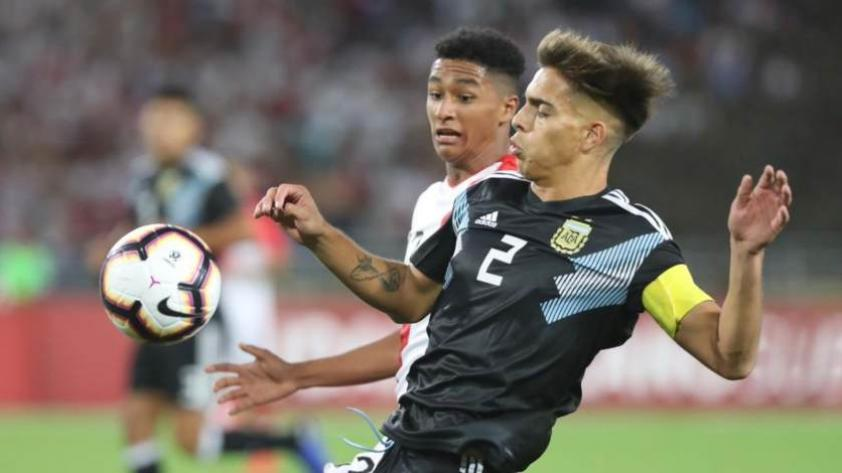 Perú empató 0-0 con Argentina en el hexagonal final del Sudamericano Sub 17