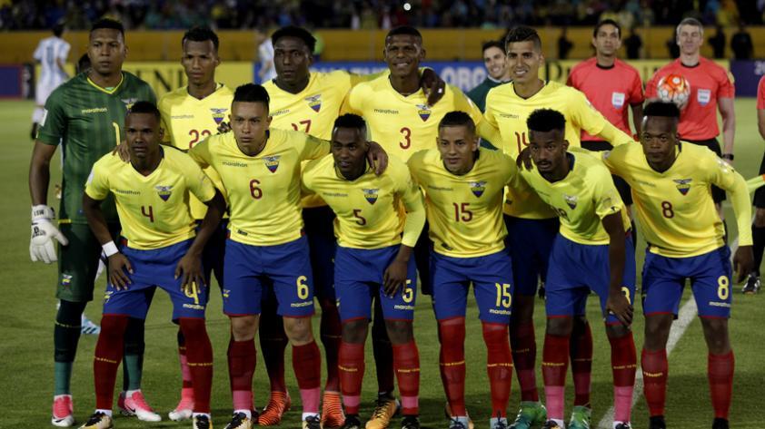 Selección Ecuatoriana: 5 jugadores fueron suspendidos por escaparse de la concentración