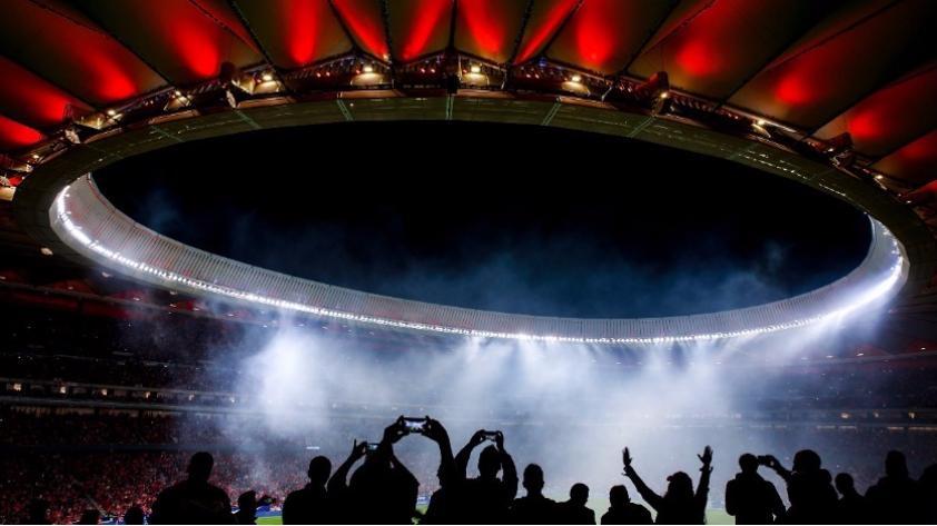 Atlético de Madrid: el increíble video que te erizará la piel de su nuevo estadio