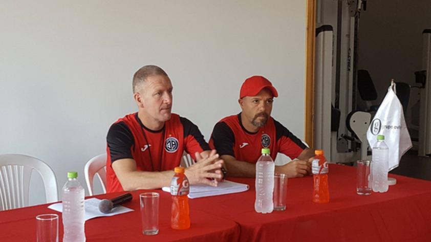Cristian Lovrincevich dejó de ser entrenador de Juan Aurich, que lucha por la permanencia