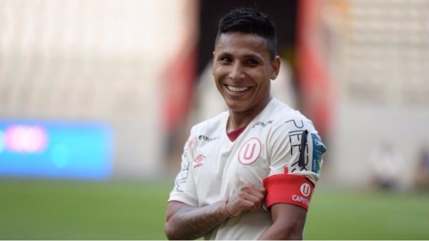Universitario: público de Movistar Deportes escogió a Raúl Ruidíaz como el mejor de los últimos 10 años