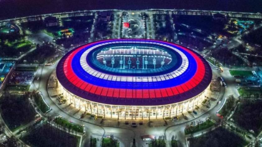 Conoce al chileno que participará en la inauguración del mundial